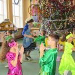 35 Новорічне свято в школі