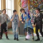 37 Новорічне свято в школі