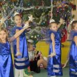 47 Новорічне свято в школі