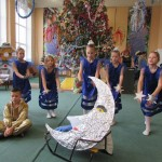 48 Новорічне свято в школі