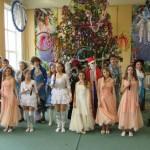 51 Новорічне свято в школі