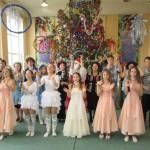 52 Новорічне свято в школі