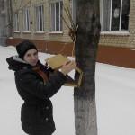 06 Допоможемо зимуючим птахам