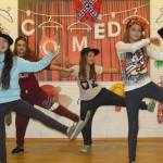 18 Comedy school