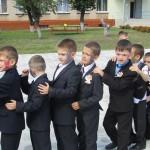 10 свято першокласників