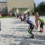 10 спортивно-розважальне свято
