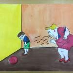 10 Світ проти насилля очима дітей