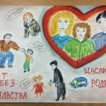 14 Світ проти насилля очима дітей