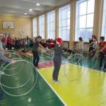 22 спортивно-розважальне свято