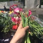 15 покладання квітів