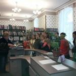 02 у бібліотеці