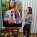 24 у Музеї фото ілюзій