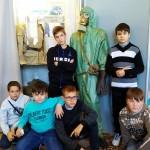10 у історичному музеї