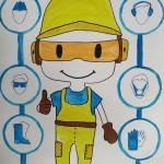 16 Охорона праці очима дітей