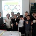 19 Олімпійський урок